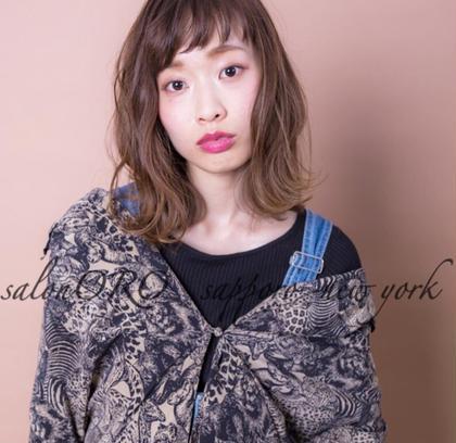salonOROsapporo所属の池田真由美