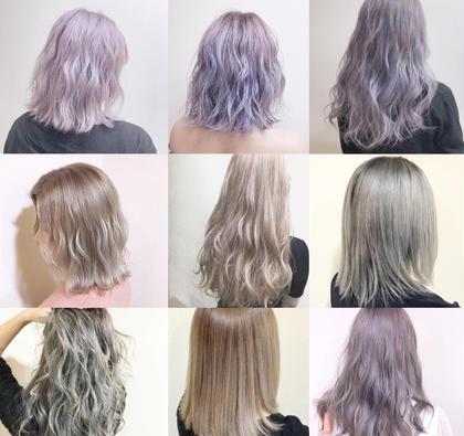 Vida creative hair salon所属の松永康太