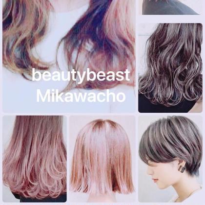 beauty:beast 三川町店所属のbeauty:beast 三川町店