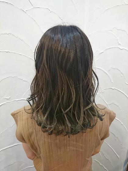 hair make un所属の三浦千知