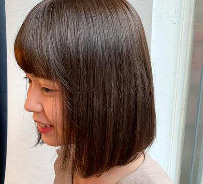 HAIRMAKECHIC所属の森彩那