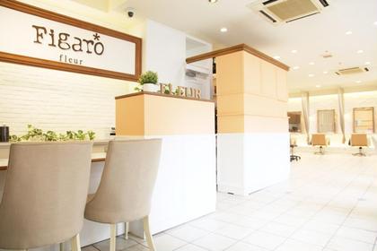 Figaro fleur 奈良店所属の新川 早希