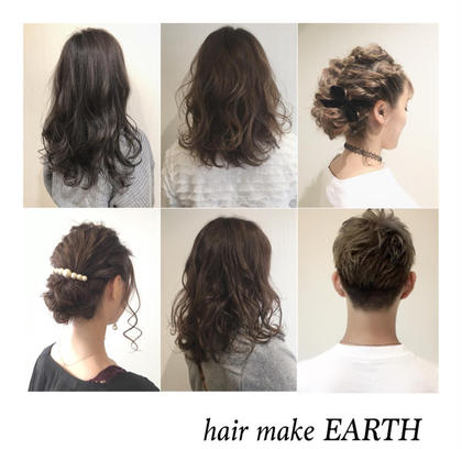 EARTH青葉台店所属のEARTH/TopStylist