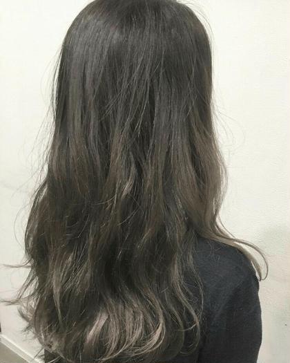 HAIR&MAKEEARTH会津若松所属の渡部晃輝