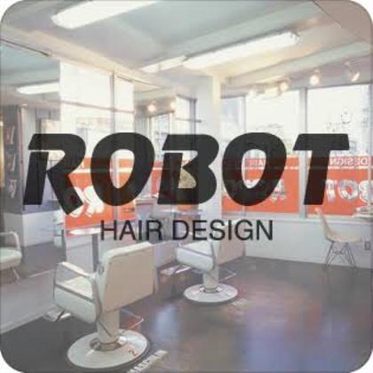 ROBOT   HAIR DESIGN所属の大野悠平