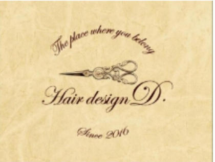 hairdesignD.所属の高塩翔大