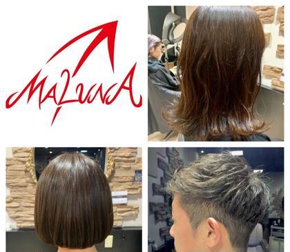 HAIR MAKE MALUNA所属のヘアメイクマルナやまと