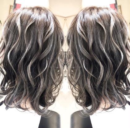 hairdesignAuBE所属の𝓎𝓊𝓊.
