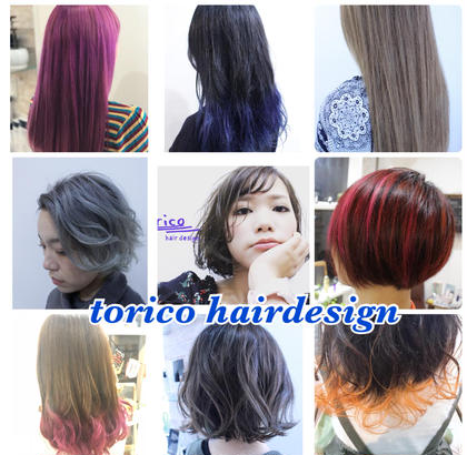 torico  hairdesign【トリコ ヘアデザイン】所属のtoricohairdesign