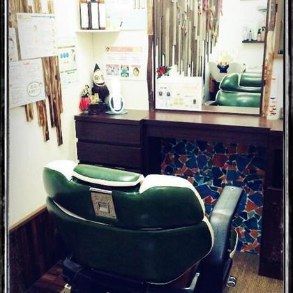 hair salon Shanti所属のHairsalon Shanti