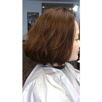 Hair design NS所属のHair design NS