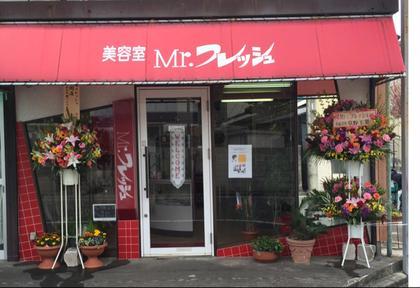 Mr. フレッシュ所属の原田 明美