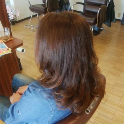 Klar Hair所属の片山 清史