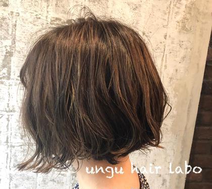 ungu hair labo所属の氏家麻美