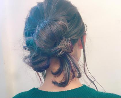 hair make anjii所属のきい、