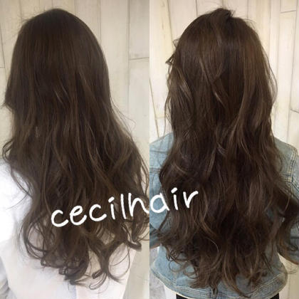 Cecil hair 梅田店所属のカリン