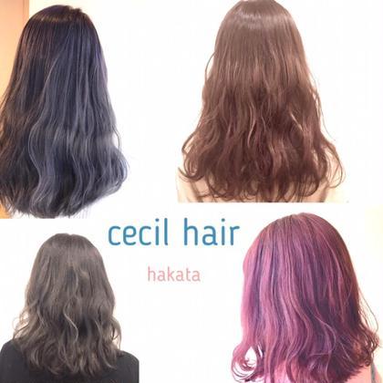 Cecil hair 博多駅前店所属のセシルヘア-haru