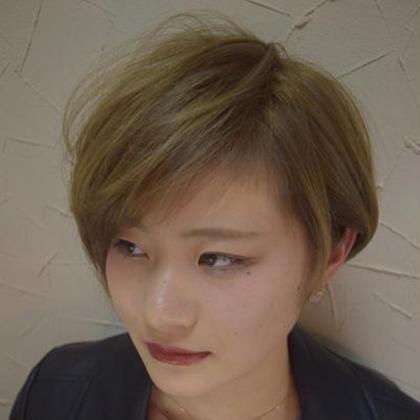 美容室クラフト西の原店所属の飯島 隆人