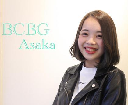 美容室BCBG朝霞店所属の寺島有紗
