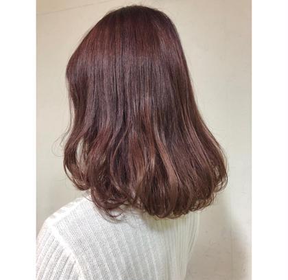 hair make feb 南浦和店所属の柳岡未来