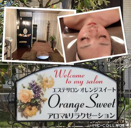 OrangeSweet所属のOrangeSweet🌺扶美