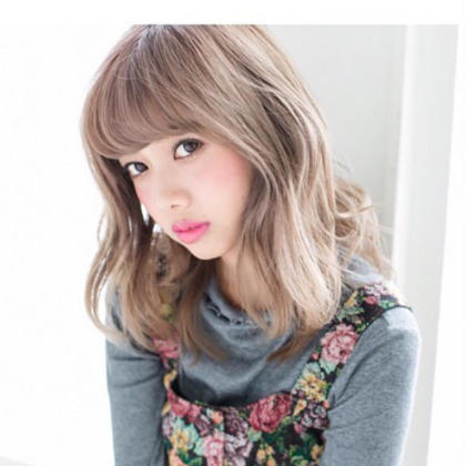 STELLAhairmode新長田店所属の久田麗菜