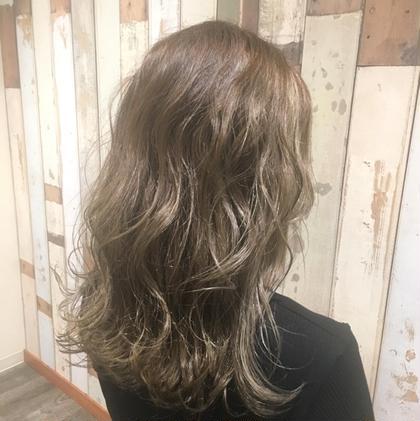 polku hair&nail所属の牧野 智織