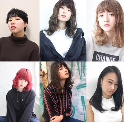 HairModeKT池田店所属の窪田幸太