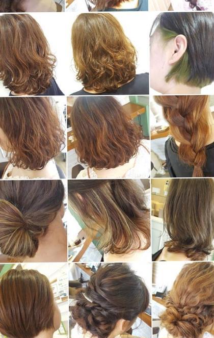 hair design M.art所属の若泉真梨