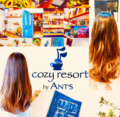 cozy resort by ANT'S所属の駒形尚哉