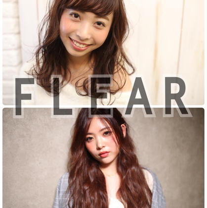 FLEAR所属の佐藤彩乃