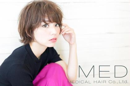 MEDICAL HAIR MED【店長】所属の出村谷雄太