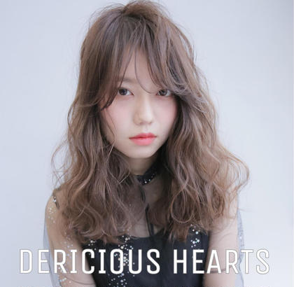 DericiousHearts所属の新井宏美