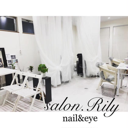 Salon.Rily   nail&eye所属の☆リリー