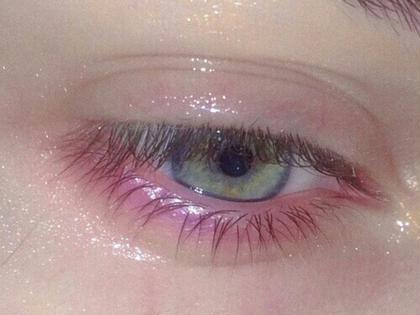 eyelashmaisonundex所属のnakashimamoe