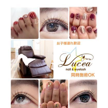 nail&eyelash Lucea◡̈⃝⋆*所属の☆lucea☆