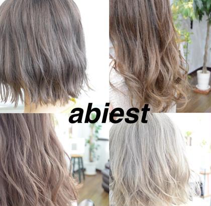 美容室Abiest(アビエスト)所属の美容室abiest