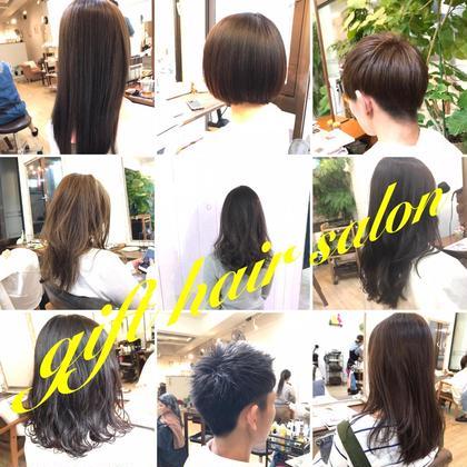 gift hair salon所属の宮本 卓弥