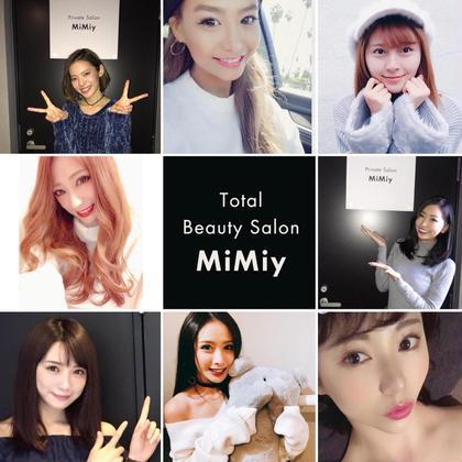 Total Beauty Salon mimiy所属のMiMiy