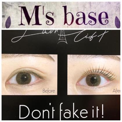 M's base eyelash所属のM's base eyelash