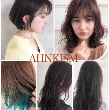 AHNKISM南船場店所属のAHNKISM徳永功一郎