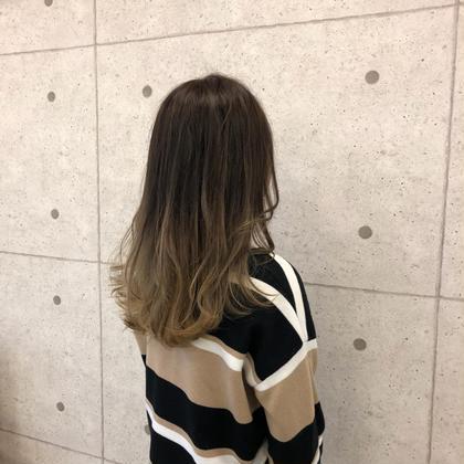 Hair DesignHaC所属の大山明洋