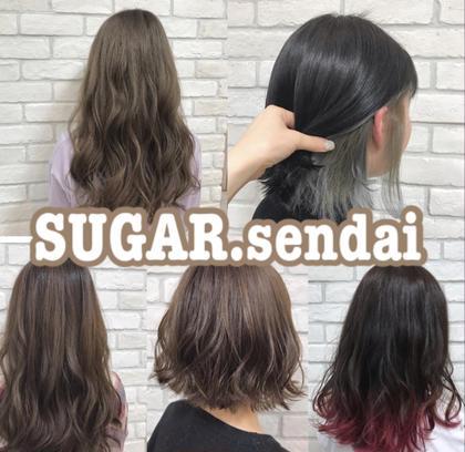 Sugar.sendai所属の中村瑠唯
