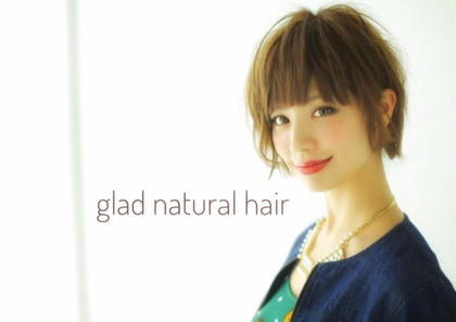 glad natural hair所属のgladyuka