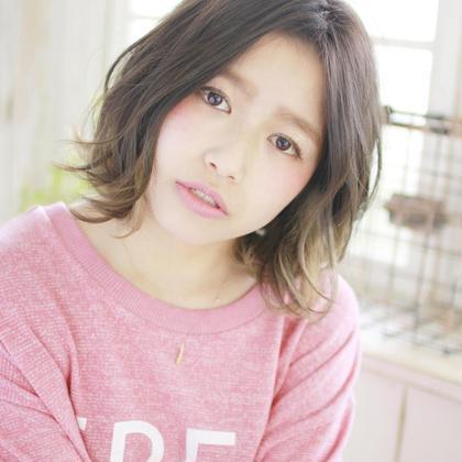 HAIR LOUNGE Prim所属の工藤 萌香