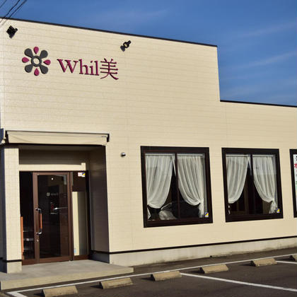 Whil美所属のWhil美