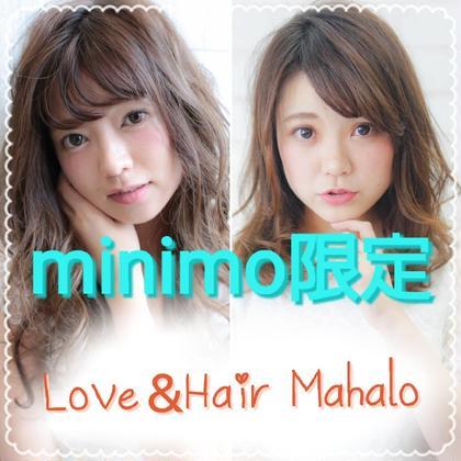 Love&Hair Mahalo所属の奈木野彩香