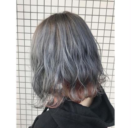 Grado hair所属の松村未央