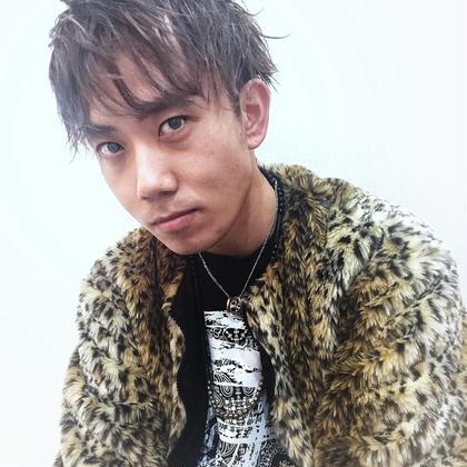 SERVE next hair 元町店所属の曽田 修平