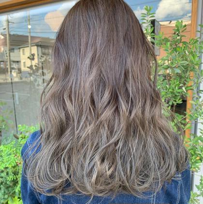 Luce hair salon所属の立川 哲